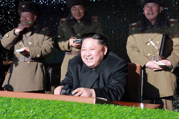 Bãi thử hạt nhân Triều Tiên phút chốc bị phá tan? - 1
