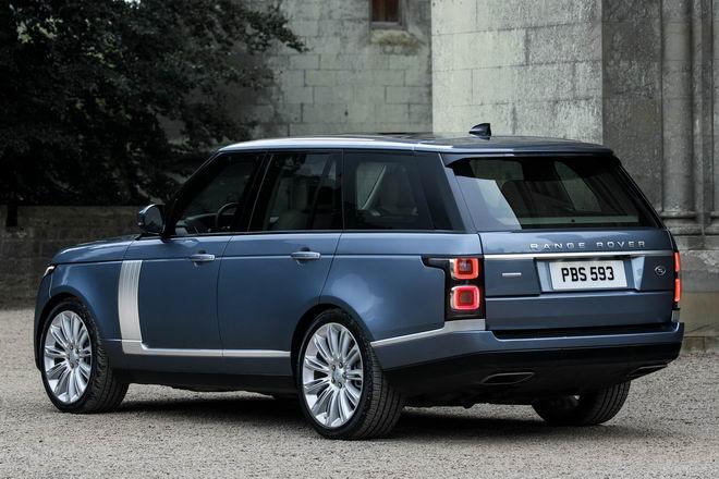Range Rover 2018 ra mắt, giá khởi điểm gần 2 tỷ đồng - 2