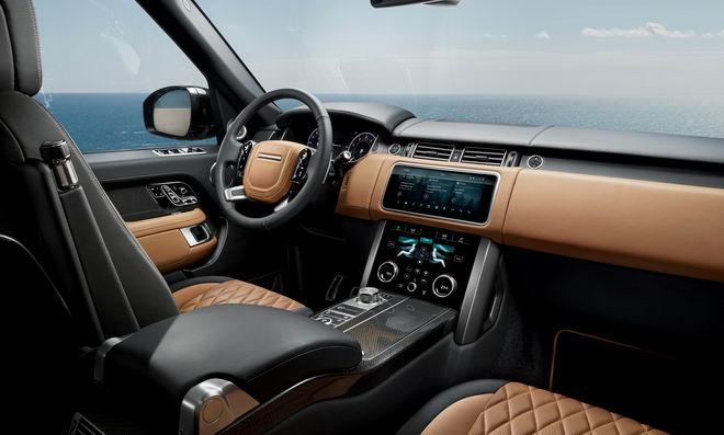 Range Rover 2018 ra mắt, giá khởi điểm gần 2 tỷ đồng - 3