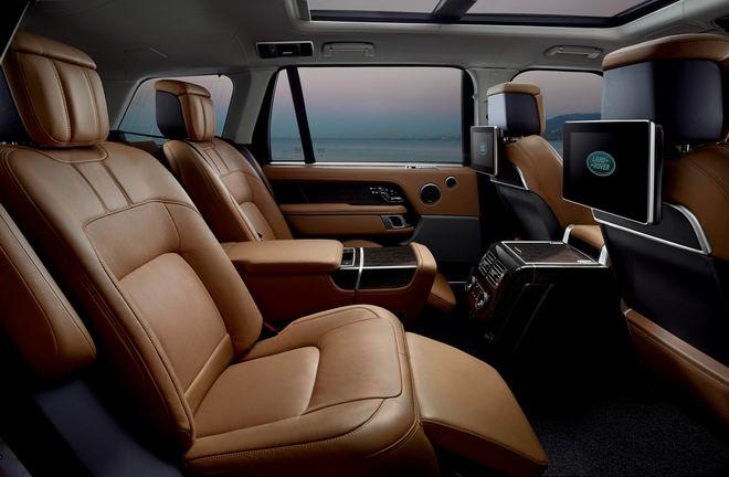 Range Rover 2018 ra mắt, giá khởi điểm gần 2 tỷ đồng - 4