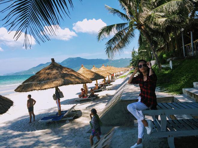 """Ở Nha Trang có một bãi biển đẹp """"thần sầu"""", chẳng kém gì Hawai - 8"""