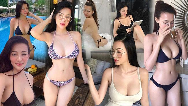 Sunshine Guimary là người mẫu nổi tiếng Philippines.