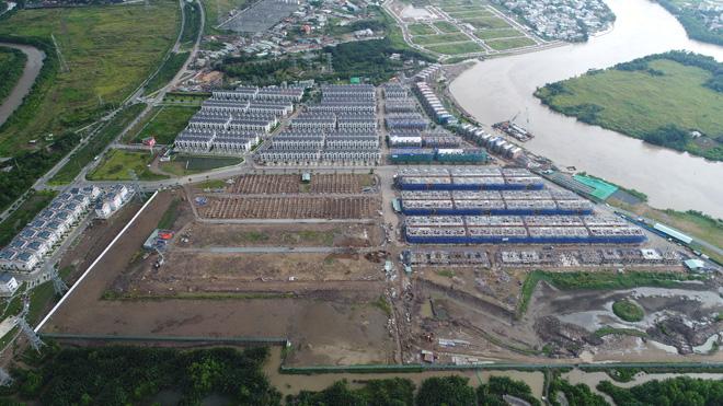 BĐS Nam Sài Gòn: Sôi động cùng sự phát triển của hạ tầng - 2