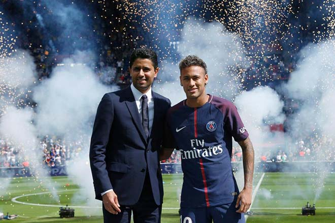 Chủ tịch PSG bị tố hối lộ, Neymar-Mbappe 400 triệu euro sắp ra đường? - 1