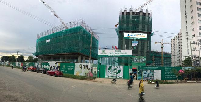 Green Town Bình Tân: Căn hộ xanh bình yên giữa lòng đô thị Vĩnh Lộc - 3