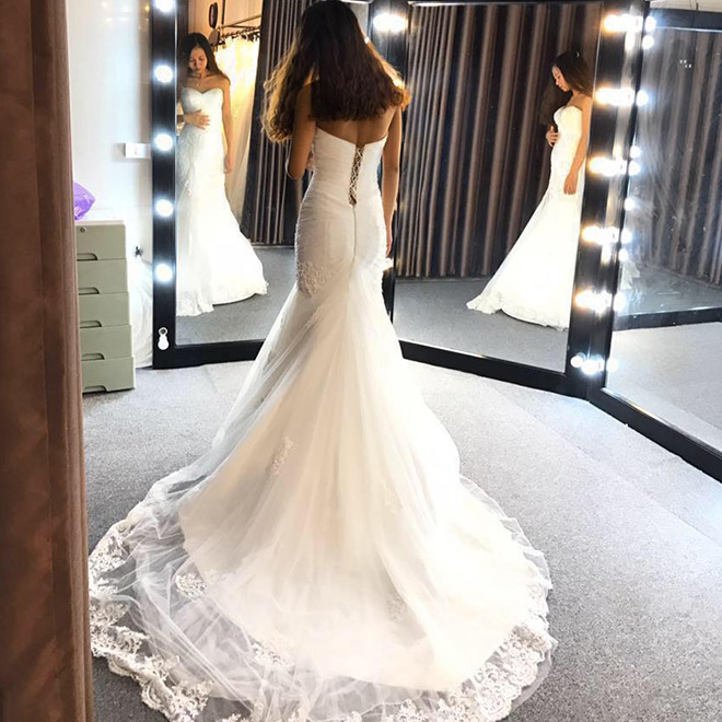 Tuyệt chiêu trắng da cấp tốc của cô dâu trẻ trước ngày cưới - 5
