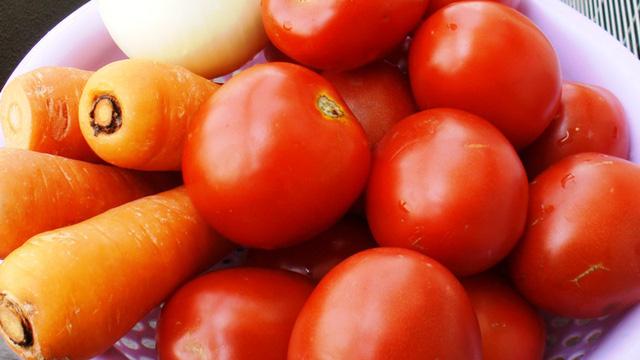 Tuyệt đối không kết hợp cà rốt với những thực phẩm này - 2