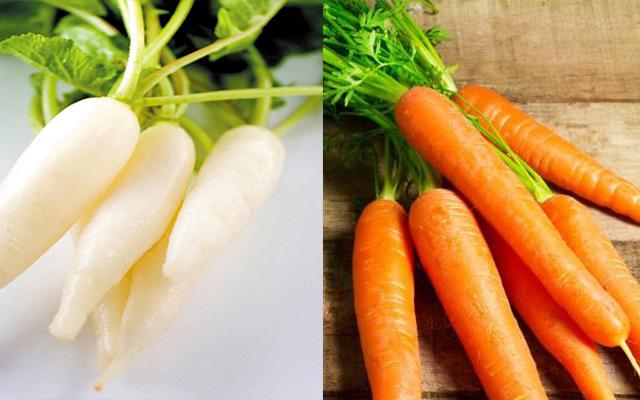 Tuyệt đối không kết hợp cà rốt với những thực phẩm này - 1