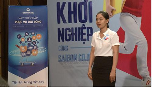 """Dàn thí sinh đa dạng trong """"1 tỷ khởi nghiệp cùng Saigon Co.op"""" - 2"""