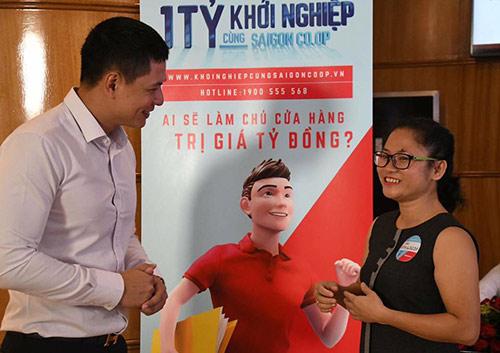 """Dàn thí sinh đa dạng trong """"1 tỷ khởi nghiệp cùng Saigon Co.op"""" - 3"""