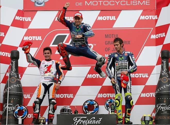 """Đua xe MotoGP: """"Xứ sở anh đào"""" đón tam đại anh hùng kịch chiến - 3"""