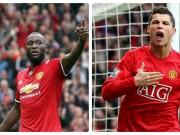 """Bóng đá - MU: Lukaku săn kỉ lục như Ronaldo, bị đàn anh """"dằn mặt"""""""