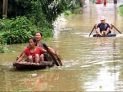 Tin tức trong ngày - Con số khủng khiếp: 93 người chết và mất tích do mưa lũ