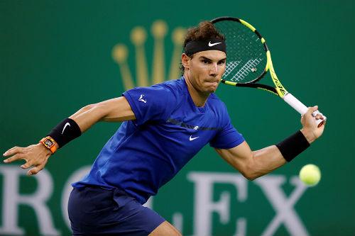 Chi tiết Nadal - Dimitrov: Đuối sức & trả giá đắt (KT) - 3