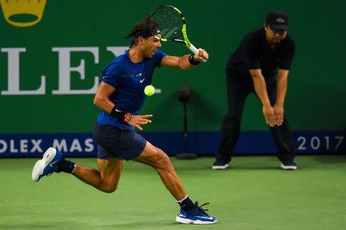 Chi tiết Nadal - Dimitrov: Đuối sức & trả giá đắt (KT) - 4