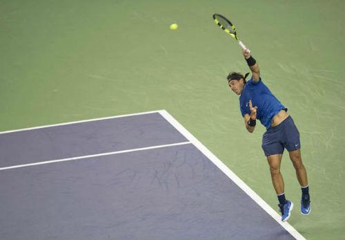 Chi tiết Nadal - Dimitrov: Đuối sức & trả giá đắt (KT) - 5