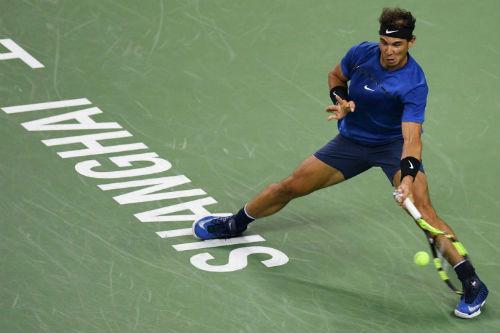 Chi tiết Nadal - Dimitrov: Đuối sức & trả giá đắt (KT) - 6