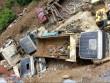 Yên Bái sau lũ lịch sử: Đường sá tan nát, ô tô nằm la liệt dưới suối