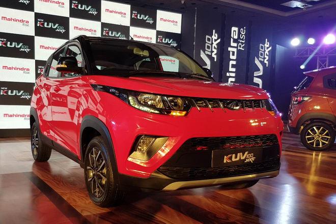 Xe nội địa giá rẻ Mahindra KUV100 NXT chỉ 153 triệu đồng - 2