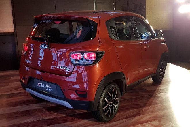 Xe nội địa giá rẻ Mahindra KUV100 NXT chỉ 153 triệu đồng - 4