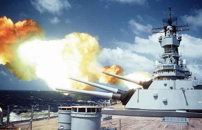 """4 siêu chiến hạm Mỹ từng khiến Triều Tiên gặp """"ác mộng"""" - 3"""