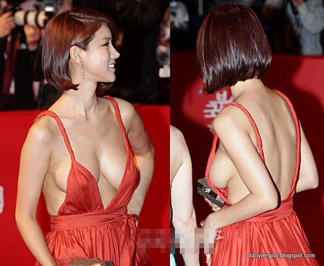 """""""Thảm họa Busan mặc như không"""" trên thảm đỏ giờ ra sao? - 1"""