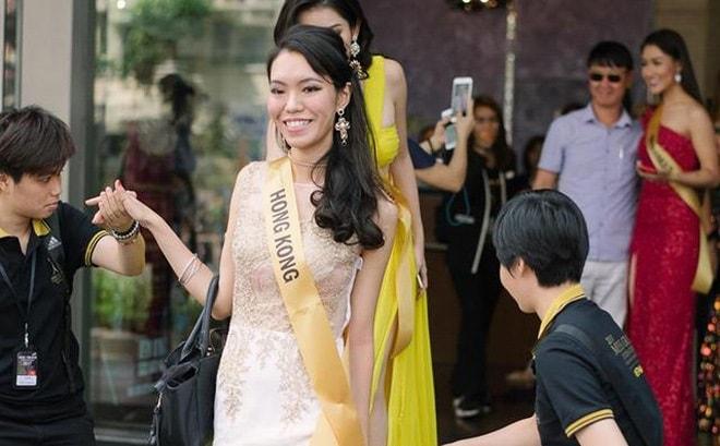 Nhan sắc Hong Kong bị chê thậm tệ tại Hoa hậu Hòa Bình 2017 là ai? - 2