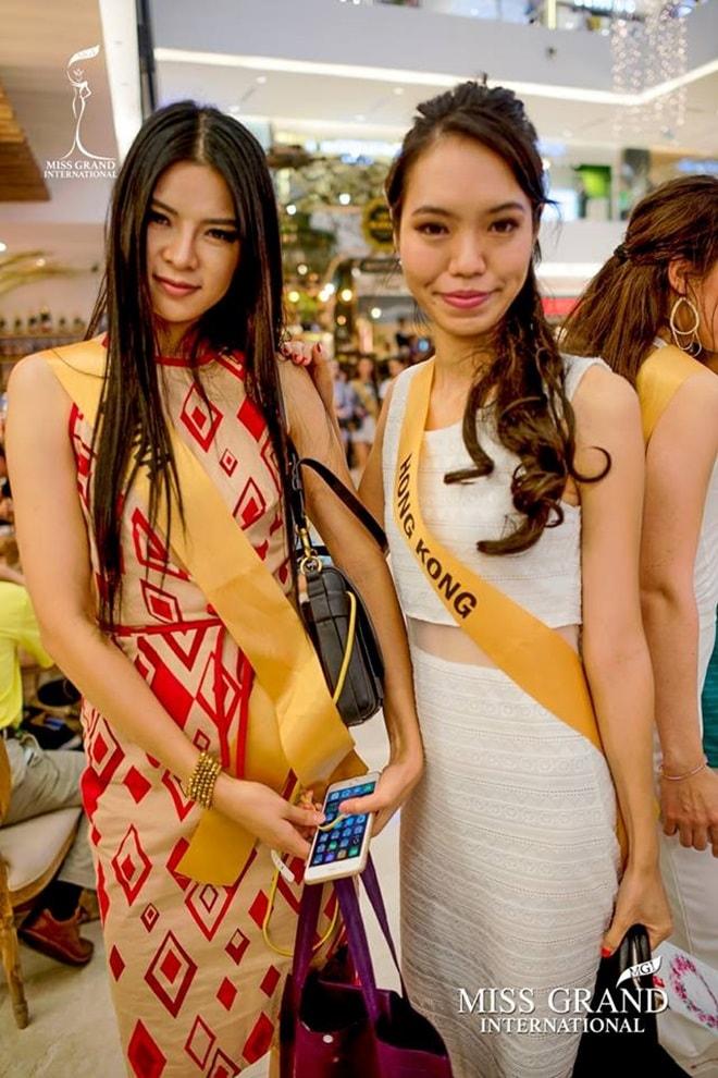 Nhan sắc Hong Kong bị chê thậm tệ tại Hoa hậu Hòa Bình 2017 là ai? - 3
