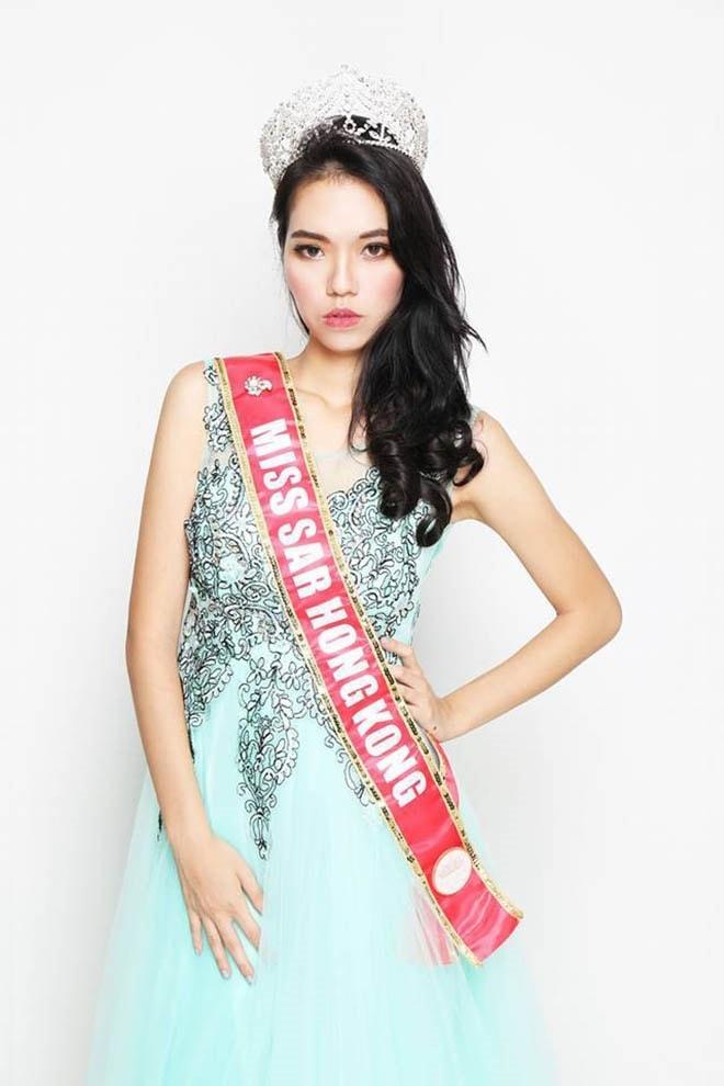 Nhan sắc Hong Kong bị chê thậm tệ tại Hoa hậu Hòa Bình 2017 là ai? - 4