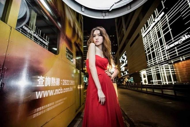 Nhan sắc Hong Kong bị chê thậm tệ tại Hoa hậu Hòa Bình 2017 là ai? - 7