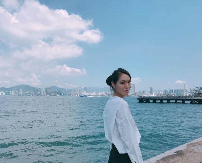 Nhan sắc Hong Kong bị chê thậm tệ tại Hoa hậu Hòa Bình 2017 là ai? - 15