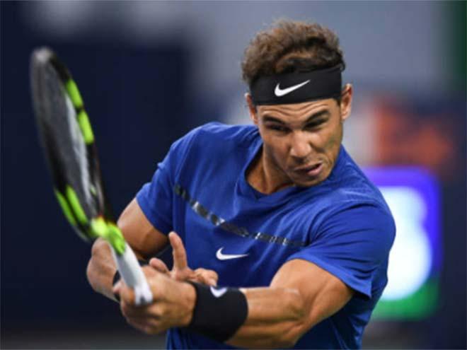 Nadal - Cilic: 131 phút bão tố (Bán kết Thượng Hải) - 1