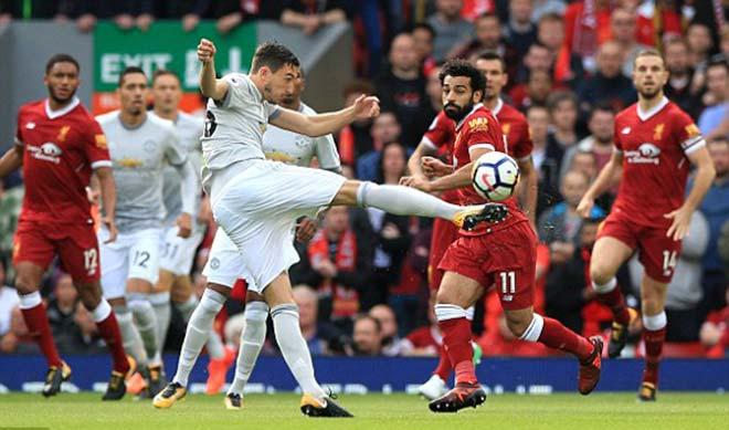 Chi tiết Liverpool - MU: Chuỗi phạt góc hồi hộp (KT) - 3