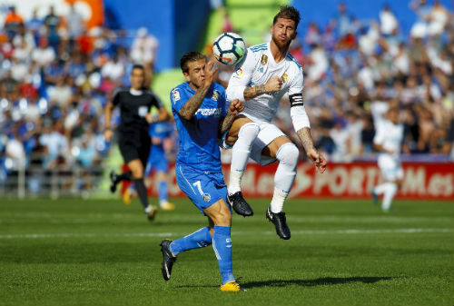 Chi tiết Getafe - Real Madrid: Bảo toàn thành quả (KT) - 3