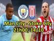 Man City - Stoke City: Cao nhân Guardiola & giấc mộng tháng 10