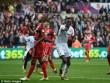 Swansea - Huddersfield: 6 phút 2 bàn thắng kết liễu (vòng 8 ngoại hạng Anh)