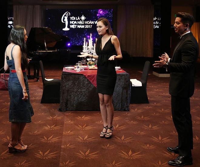 """Mỹ nữ thi hoa hậu bị """"sàm sỡ"""", hất thức ăn vào người khi dự tiệc cùng trai đẹp - 7"""