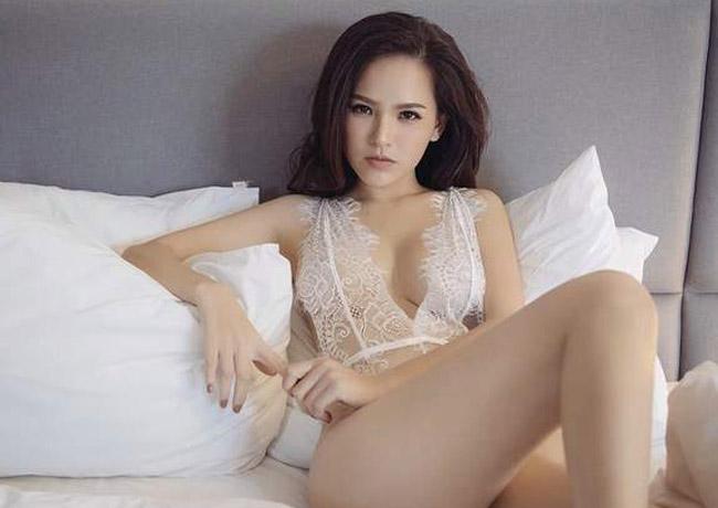 """Phi Huyền Trang - nữ diễn viên từng được khán giả biết đến qua phim  """" Lời nguyền gia tộc """"  từng là nạn nhân của những ồn ào gạ tình đổi vai diễn."""