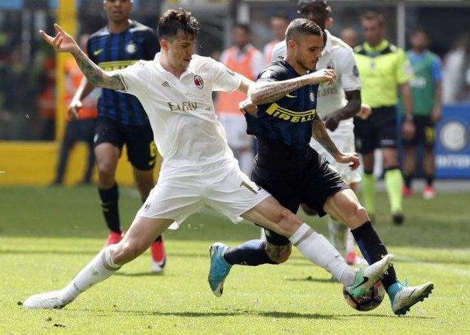 """Inter Milan – AC Milan: """"Rực lửa"""" đại chiến kim tiền - 1"""