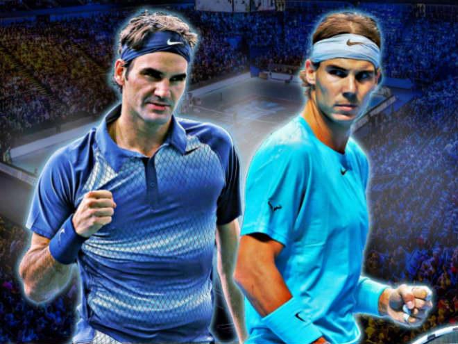 Thượng Hải Masters 15/10: Federer trên cửa Nadal - 2