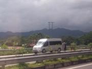 Chuyến xe kinh hoàng trên cao tốc