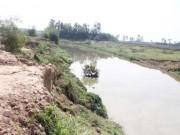 Tin tức trong ngày - Hà Nội: 5 nam sinh đuối nước thương tâm khi đi câu cá