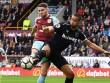 Burnley - West Ham: Thẻ đỏ tai hại, vỡ òa phút 85 (vòng 8 ngoại hạng Anh)
