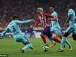 "Atletico Madrid - Barcelona: Siêu kịch tính phút cuối ""vỡ tim"""