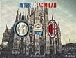 """Inter Milan – AC Milan: """"Rực lửa"""" đại chiến kim tiền"""