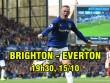 Brighton – Everton: Chờ Rooney tỉnh cơn mê