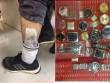 Bí mật trong ống quần của nam hành khách được phát hiện tại sân bay
