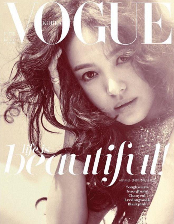 Song Hye Kyo tung bộ ảnh đặc biệt trước ngày cưới - 3