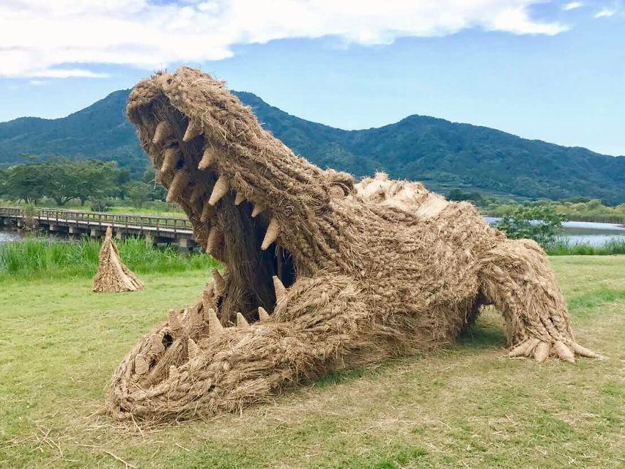 """Choáng với cánh đồng toàn """"quái vật"""" khổng lồ - 4"""