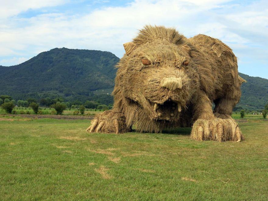 """Choáng với cánh đồng toàn """"quái vật"""" khổng lồ - 5"""